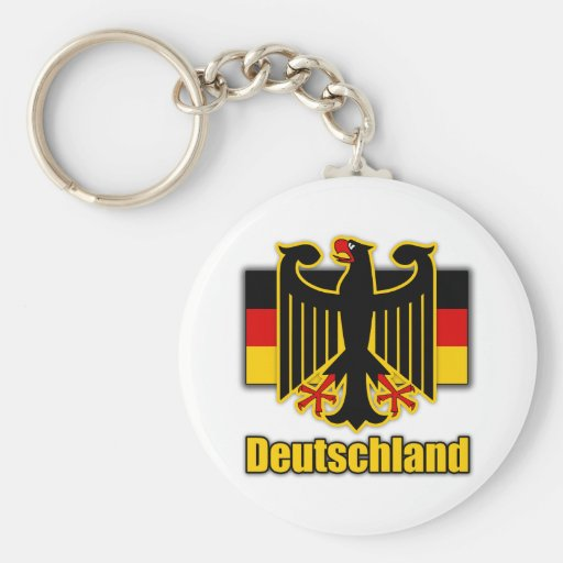 Germany Coat of Arms Keychains