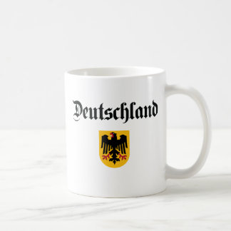 Germany + Coat of Arms Mugs