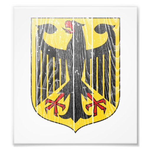Germany Coat Of Arms Photo Print
