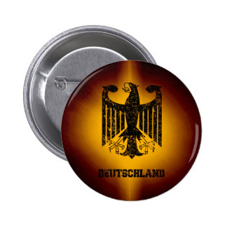 Germany Coat of Arms Pinback Button