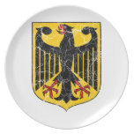 Germany Coat Of Arms Plate