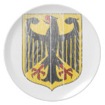 Germany Coat Of Arms Plates