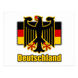 Germany Coat of Arms Post Cards