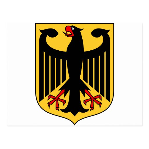 Germany Coat of Arms Postcards