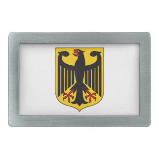 Germany Coat of Arms Rectangular Belt Buckle