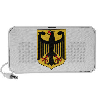 Germany Coat of Arms iPod Speakers