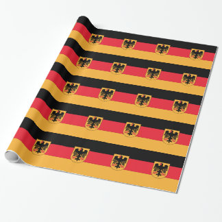 Germany Coat of Arms Wrapping Paper