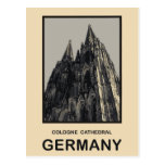 Germany Cologne Cathedral Post Cards