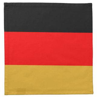 Germany colors napkin