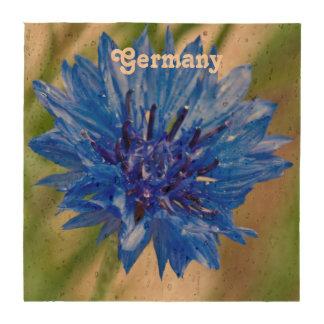 Germany Cornflower Drink Coaster