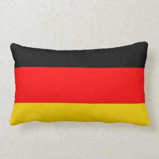 germany country flag pillow