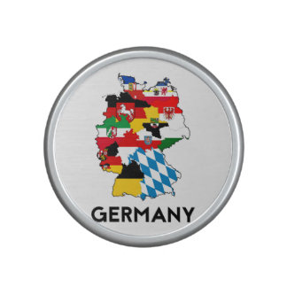 germany country political flag map region province speaker