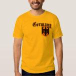 Germany Crest 2side T Shirt