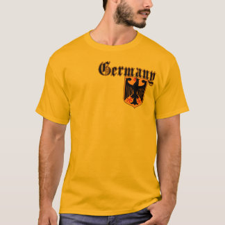 Germany Crest 2side T-Shirt