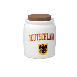 Germany + Crest Candy Dish