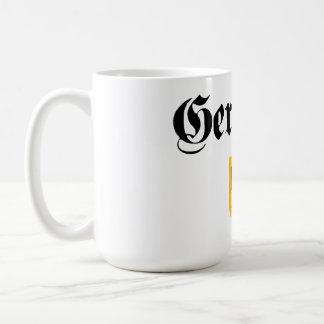 Germany + Crest Coffee Mug
