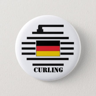 Germany Curling Button
