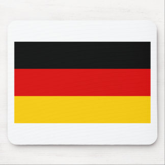Germany DE Mouse Pad