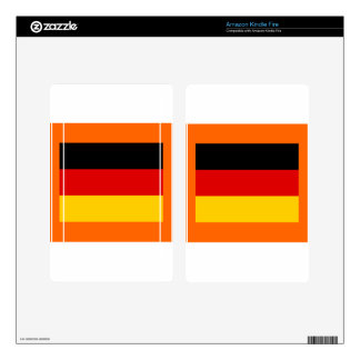 GERMANY DECAL FOR KINDLE FIRE