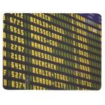 Germany Departure Board Journal
