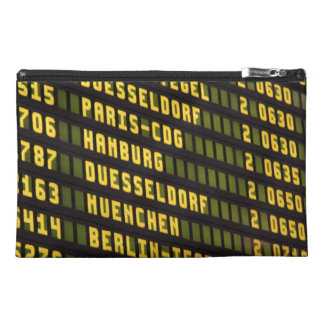 Germany Departure Board Travel Accessories Bags