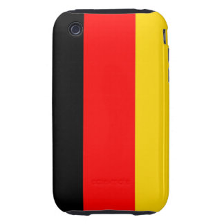 germany deutch country flag case tough iPhone 3 covers