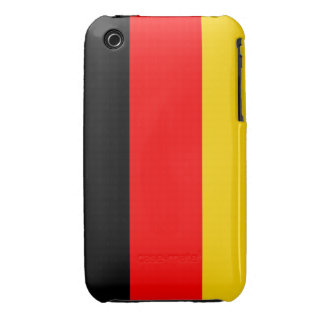 germany deutch country flag case iPhone 3 cover