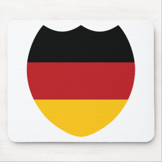 Germany / Deutchland Mouse Pad