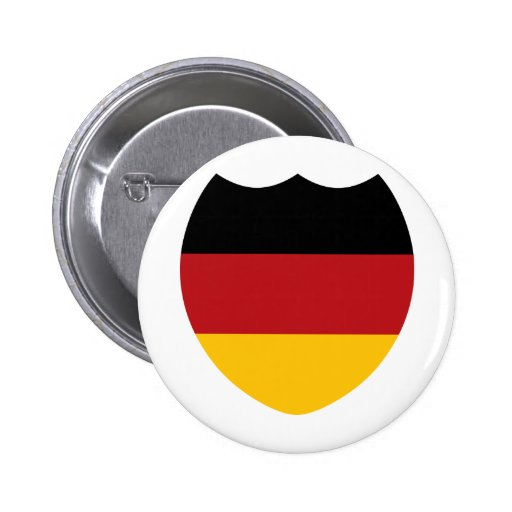 Germany / Deutchland Pinback Buttons