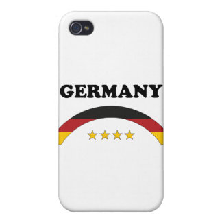 Germany / Deutschland Cover For iPhone 4