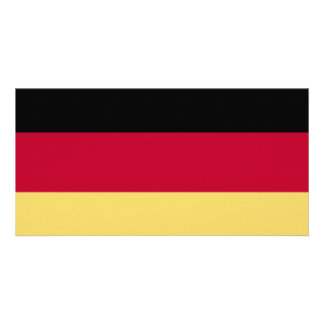 Germany & Deutschland Flag T-Shirts & More! Card