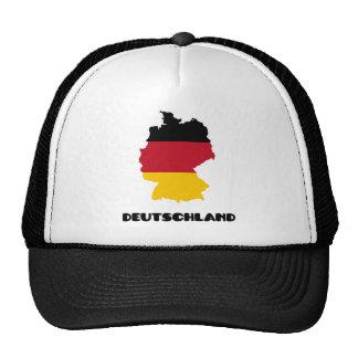 Germany / Deutschland Mesh Hat