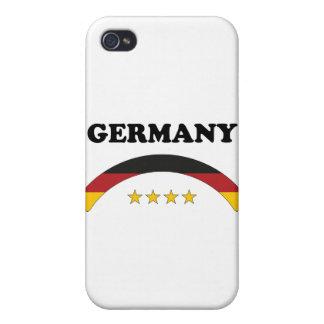 Germany / Deutschland iPhone 4 Cover