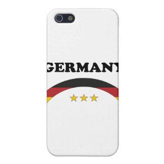 Germany / Deutschland iPhone 5 Cover