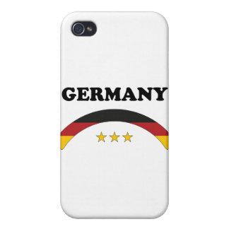 Germany / Deutschland iPhone 4/4S Case