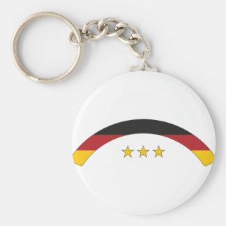 Germany / Deutschland Keychain