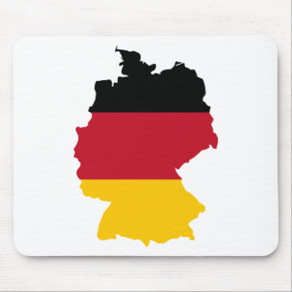 Germany / Deutschland Mouse Pad