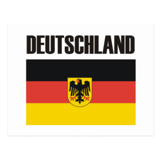 Germany Deutschland Products & Designs! Postcard