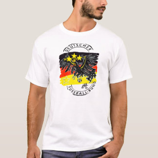 Germany (Deutschland) Quest for Brazil World Cup T-Shirt