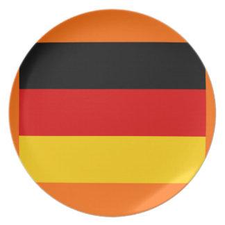 GERMANY DINNER PLATE