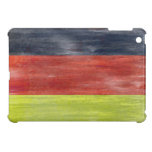 Germany distressed German flag Cover For The iPad Mini