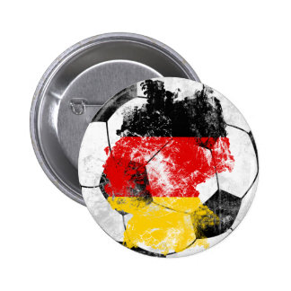 Germany Distressed Soccer Pins
