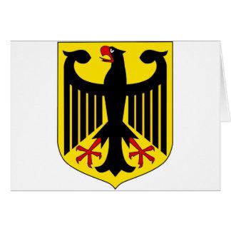 Germany Eagle Card