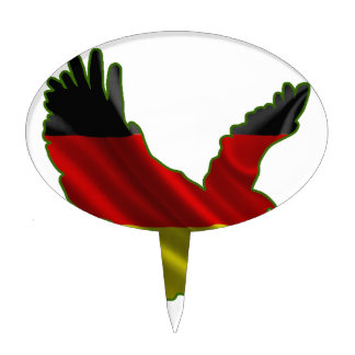 GERMANY EAGLE CUSTOMIZABLE PRODUCTS CAKE PICK