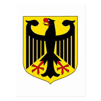 Germany Eagle Postcard