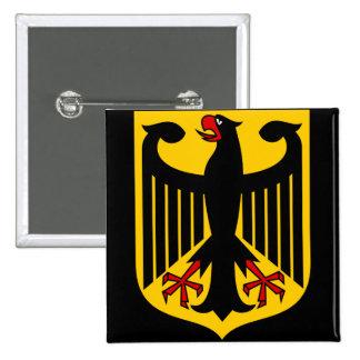germany emblem button