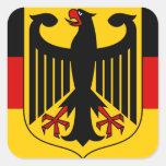 germany emblem sticker