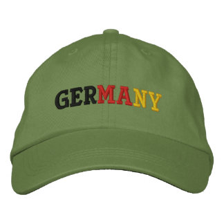 Germany Embroidered Baseball Cap