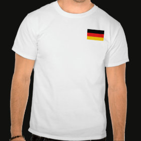 Selected Germany T-Shirt Front
