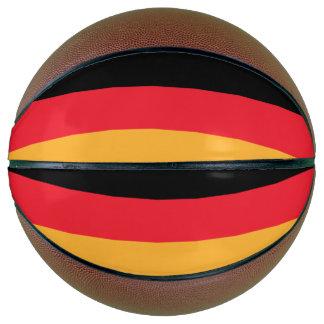Germany Flag Basketball
